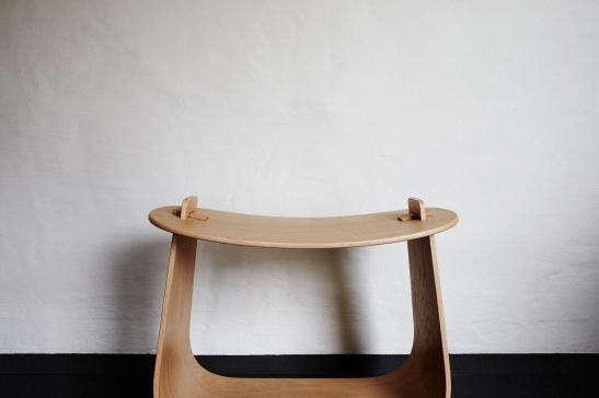 Stol vägg design