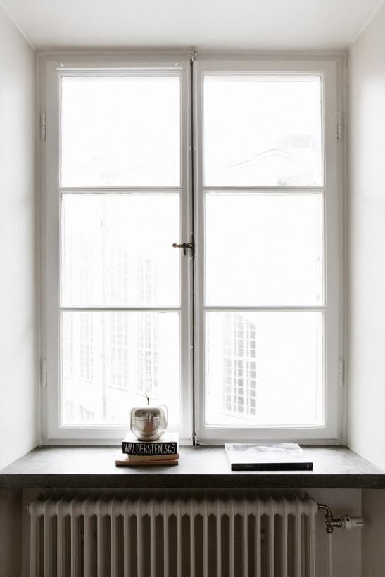 Fönster fönsterbräda