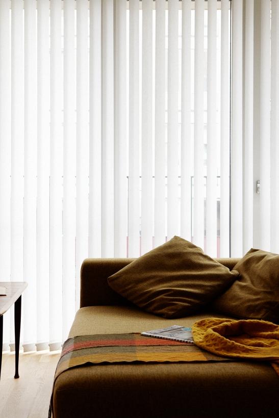 Vardagsrum soffa ljus