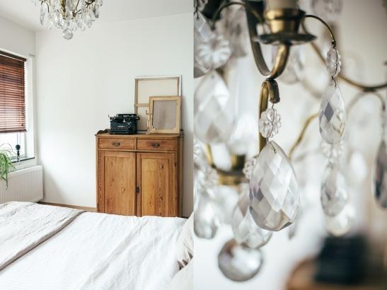 Kristallkrona sovrum