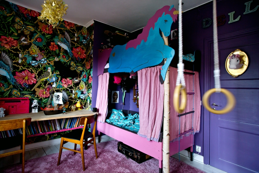 Kids room Isabelle McAllister Fantastic Frank