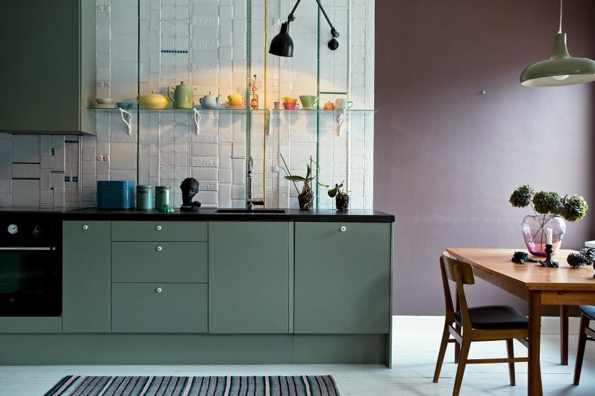 Kitchen Isabelle McAllister Fantastic Frank