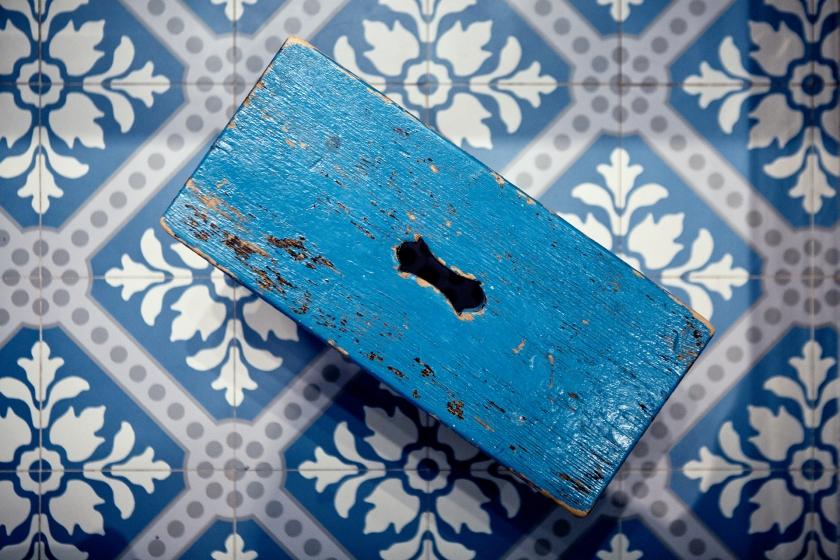 Marocko Isabelle McAllister Fantastic Frank