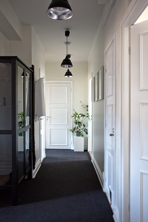Hall garderob