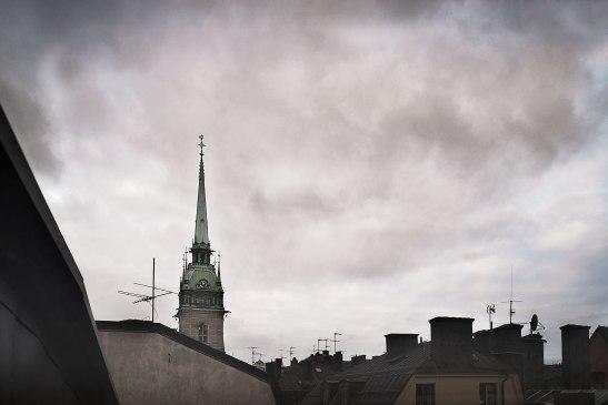 Utsikt gamla stan