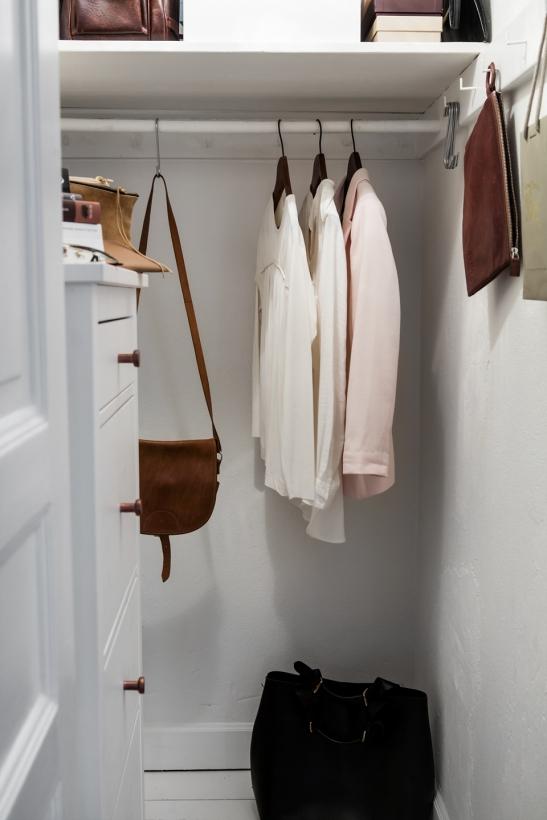Garderob kläder