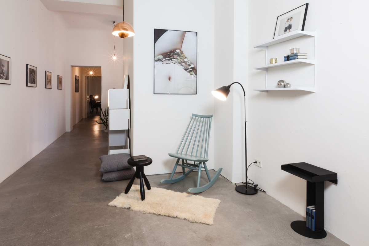 A Living Room – an Art & Design Exhibition by Ignant x FantasticFrank