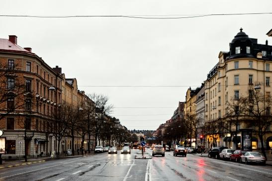 Gata Stockholm Vasastan