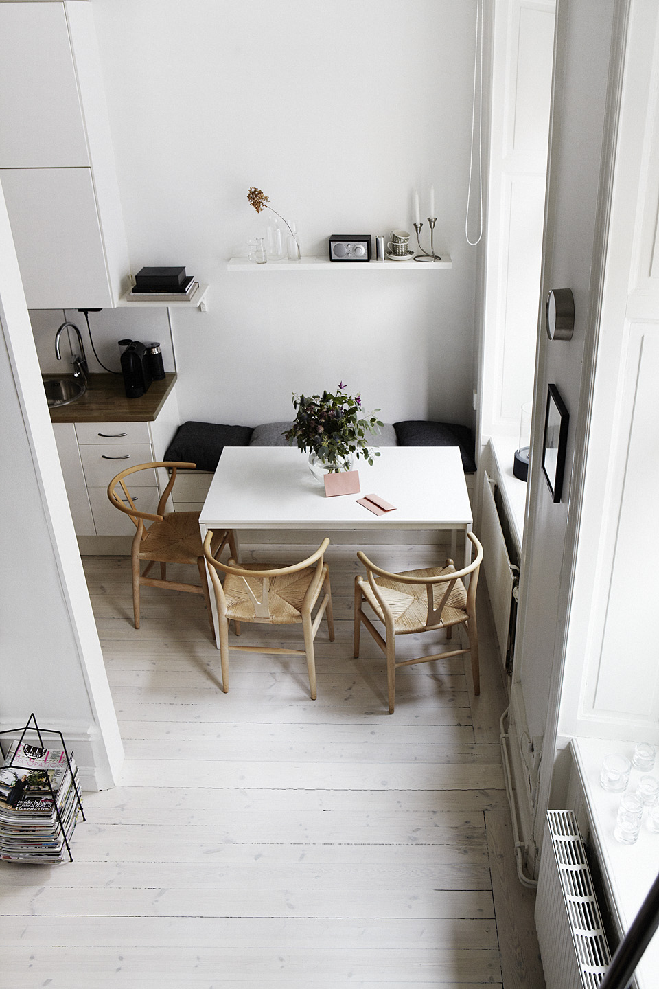 Utvalda selected interiors 33 fantastic franks blog - Small living and dining room design ...