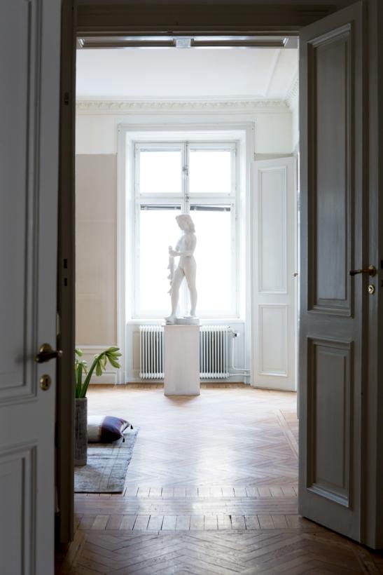 Vardagsrum staty sekelskifte vasastan