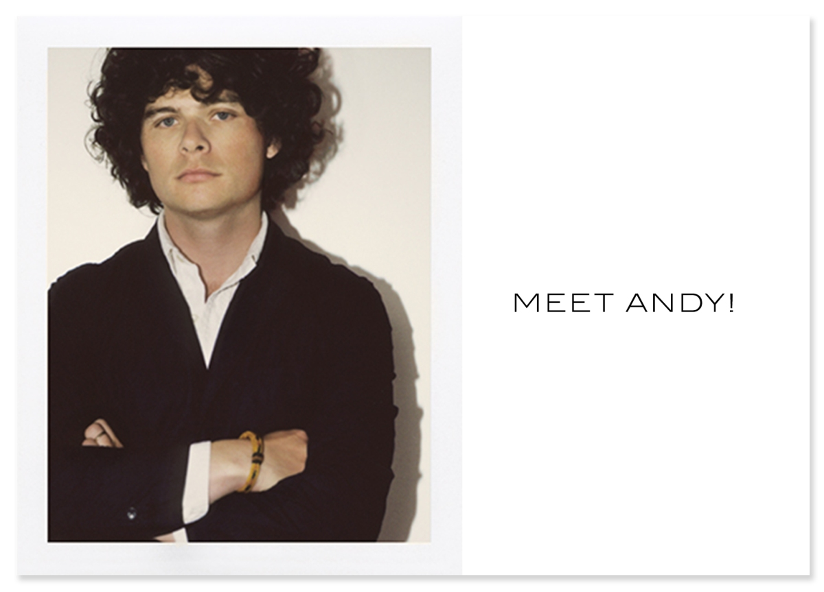 Meet The Creatives: First one out, AndyLiffner!