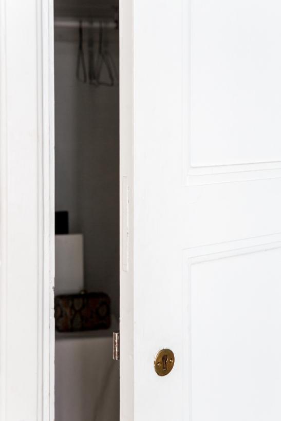 dörr garderob
