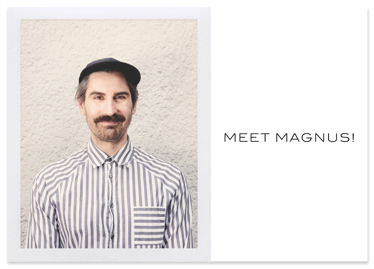 Meet the Creatives: Magnus Pettersson
