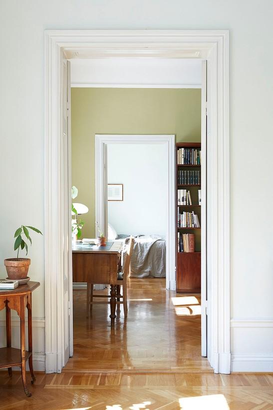 Drottningholmsvägen 2 stockholm parkett rum i fil green white fantastic frank