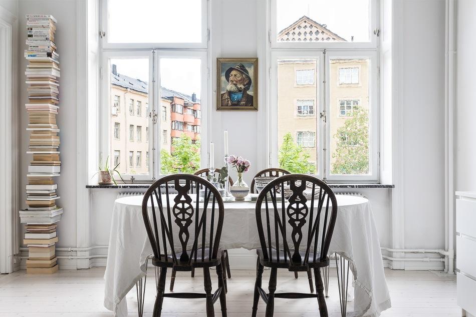 Karlbergsvägen 67 stockholm livingroom fisherman white view fantastic frank