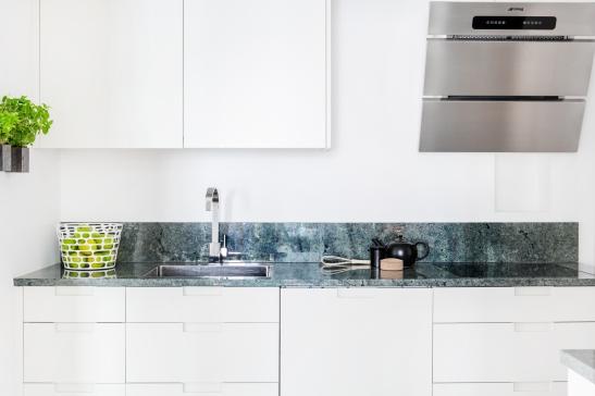Kitchen by Jessica Silversaga and Emma Wallmen for Fantastic Frank