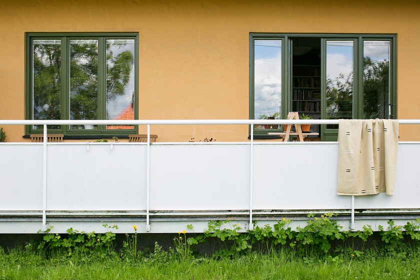 Lundagatan 36 d stockholm balcony grass funkis fantastic frank