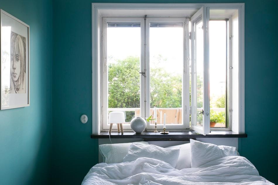 Lundagatan 36 d stockholm turkoise window bedroom white mässing balcony fantastic frank