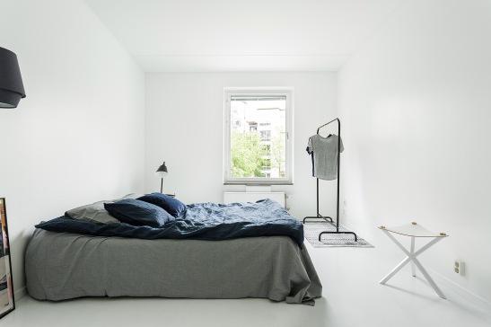 Hammarby Sjöstad Sickla Kanalgata Bedroom Per Söderberg No early birds Fantastic Frank