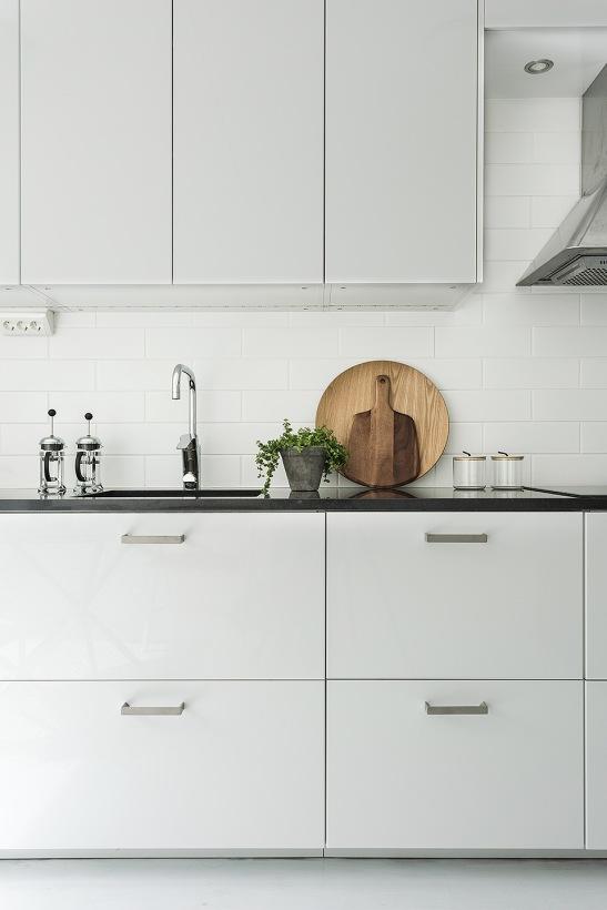 Hammarby Sjöstad Sickla Kanalgata Kitchen Habitat deatails Wood Presso Fantastic Frank