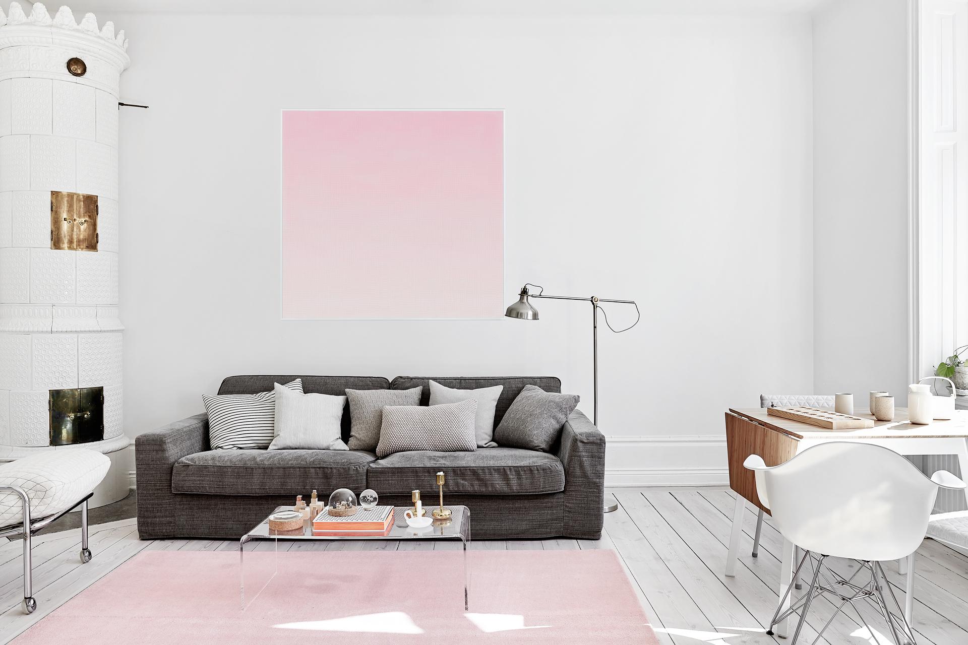 Livingroom stockholm interior Joakim Johansson Mimmi Staaf Sibyllegatan