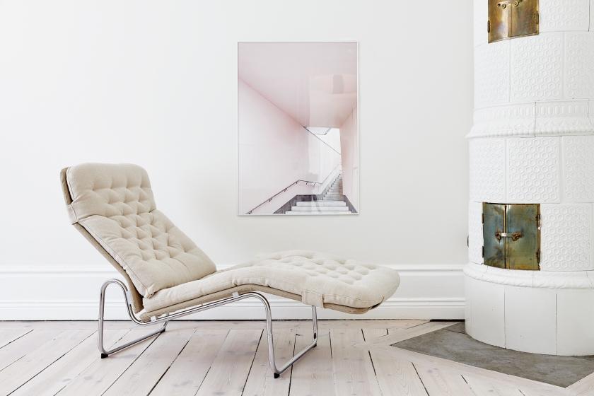 Lounge chair Joakim Johansson Mimmi Staaf Sibyllegatan