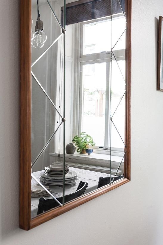Birger Jarlsgatan Östermalm spegel mirror Fantastic frank