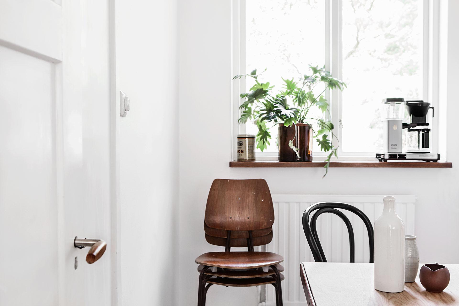 Kitchen chairs stockholm Scandi Fantastic Frank