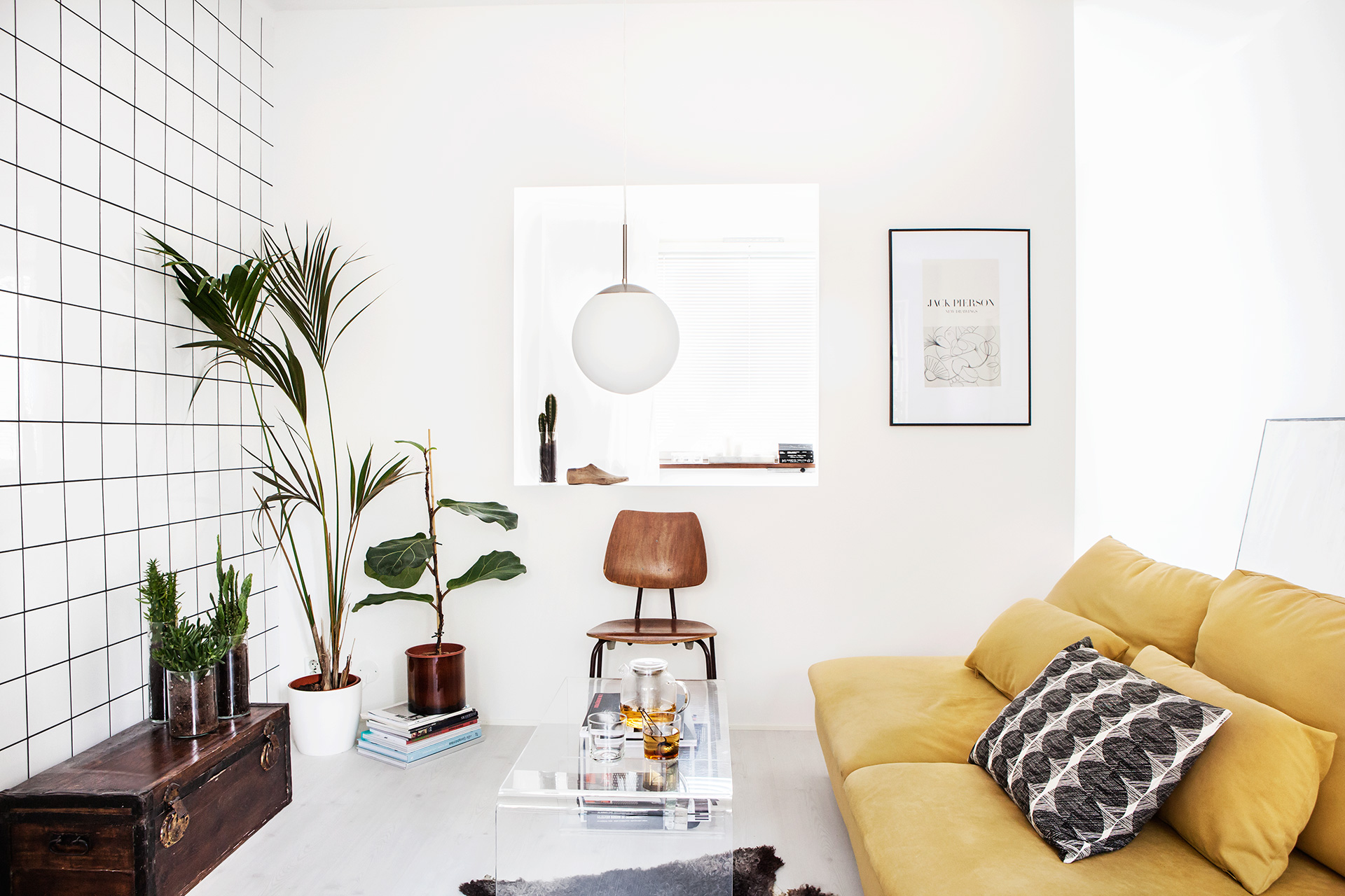 Living room Fantastic Frank