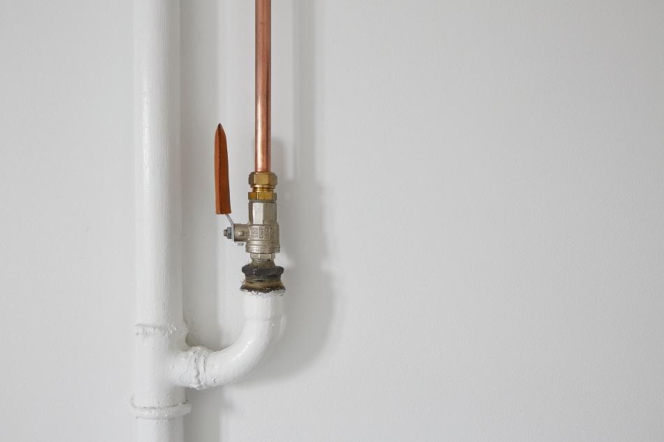 Lorensbergsgatan Södermalm Stockholm detail copper rör gas vitt Fantastic Frank