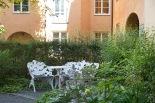 Polhemsgatan Kungsholmen Takåsar garden trädgård utemöbler Fantastic frank