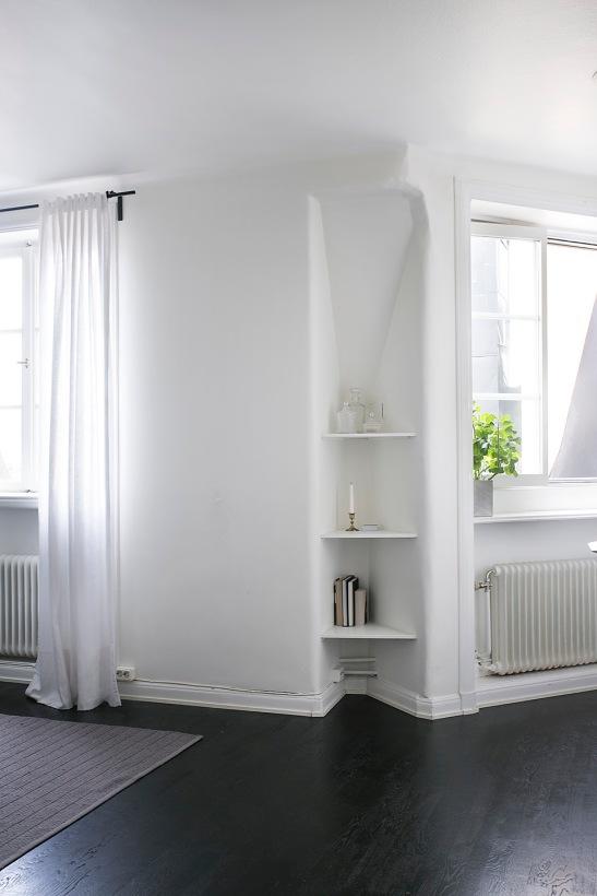 Polhemsgatan Kungsholmen Takåsar vitt etta Fantastic frank