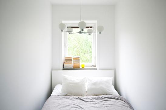 vänskapsvägen stockholm minimalt sovrum gult compact living fantasticfrank