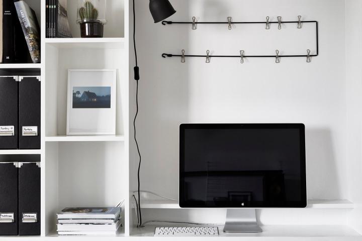 vindragarvägen stockholm arbetsbord skrivbord gem mac svart vitt fantasticfrank