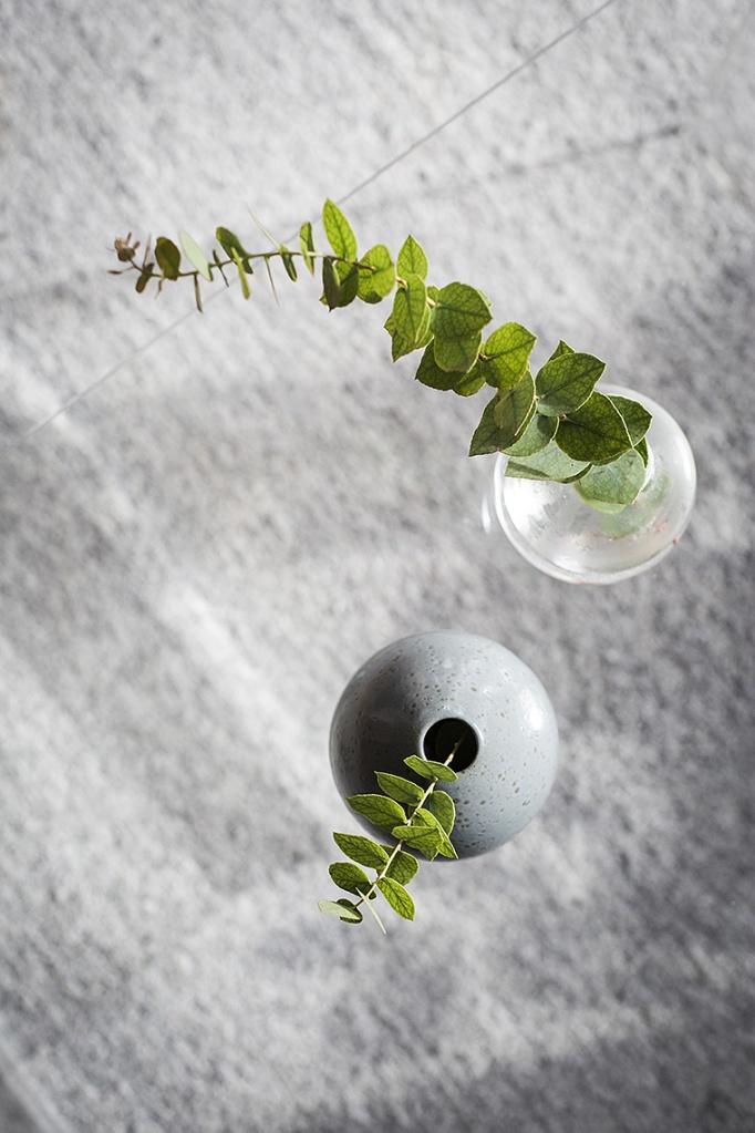 Hammarby Sjöstad details flower grenn vases Fantastic Frank
