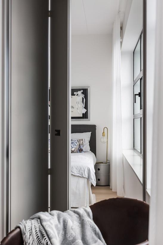 Hammarby sjöstad tittut bedroom grey fantasticfrank