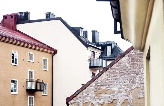 Ringvägen Sofo view walls tiles Fantastic Frank