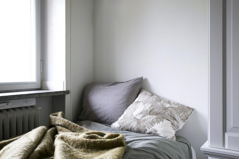 Valhallavägen sovrum detaljer Fantastic Frank