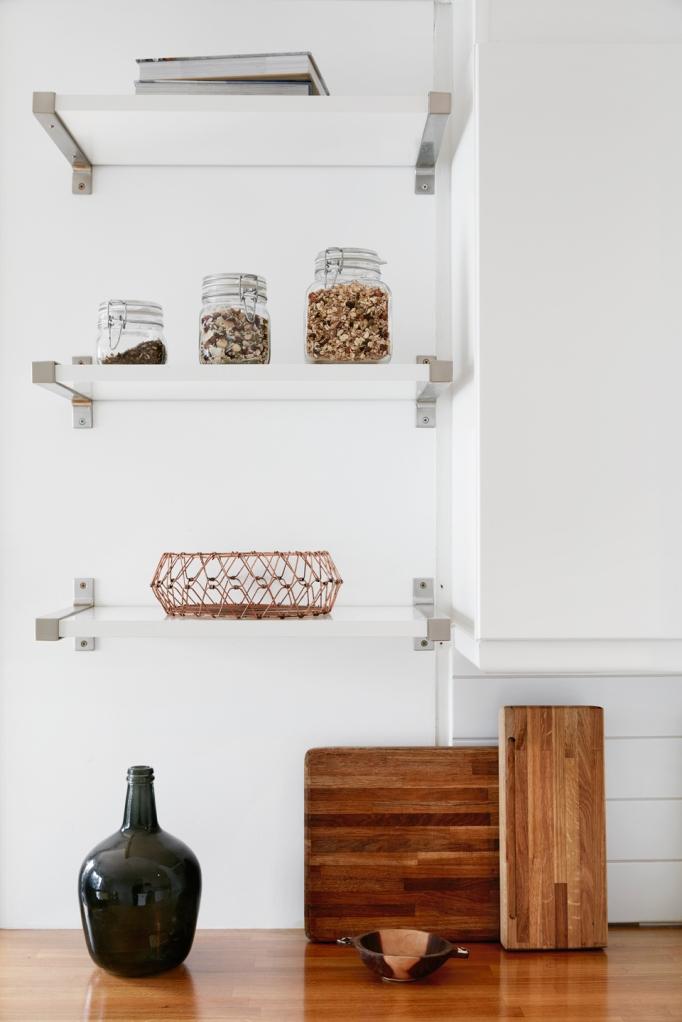 Hammarbysjöstad kitchen details wood cereal musli fantasticfrank