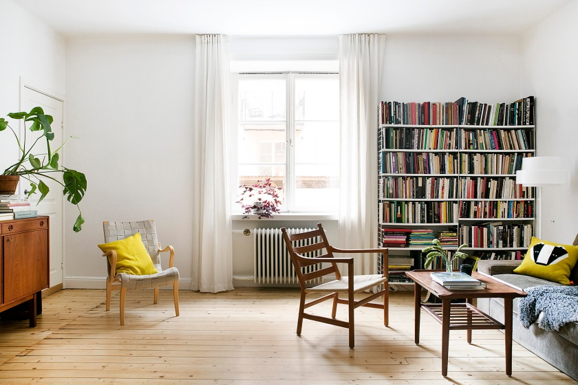Livingroom Brännerigatan Fantastic Frank