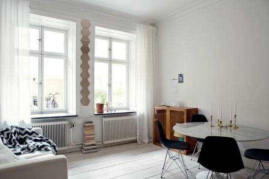 Livingroom Frejgatan Vasastan Fantastic Frank