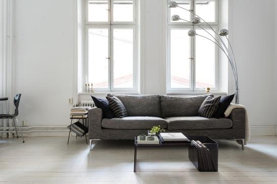 Rörstrandsgatan Birkastan livingroom sofa Fantastic Frank