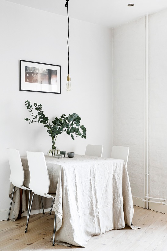 Altströmergatan Stockholm diningtable eukalyptus linne Fantastic Frank