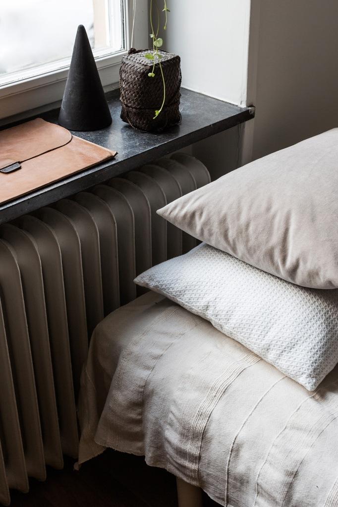 Bondegatan Stockholm pillows window Fantastic Frank