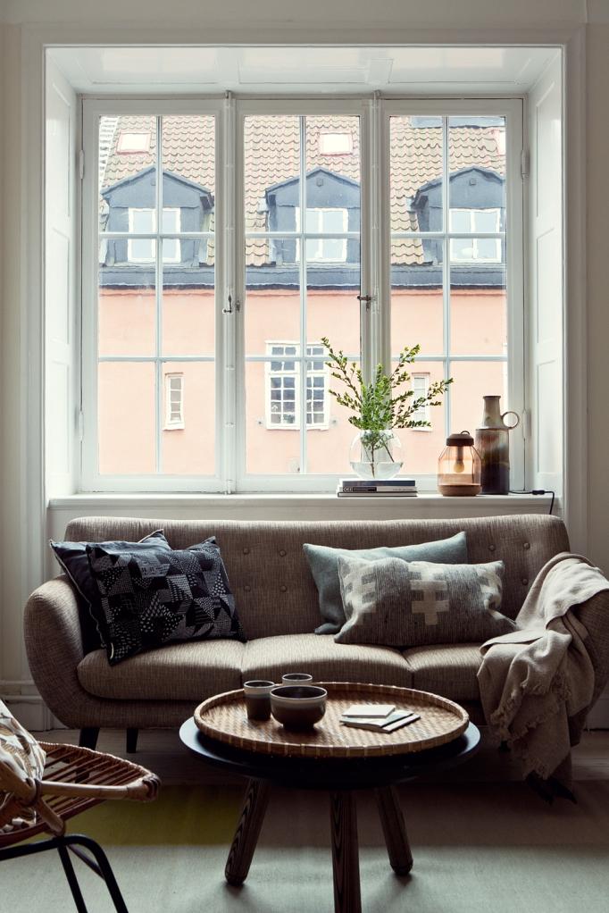 Bondegatan Stockholm window spröjs Fantastic Frank