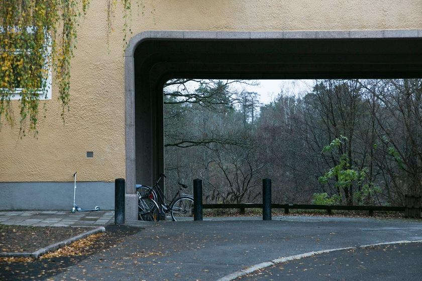 Ronnebyvägen angles achitecture Fantastic Frank