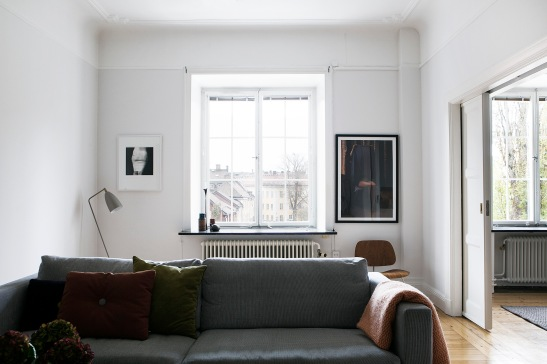 Skånegatan Stockholm livingroom view nytorget Fantastic Frank