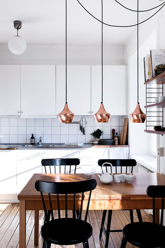 Bohusgatan copper kitchen retor Fantastic Frank