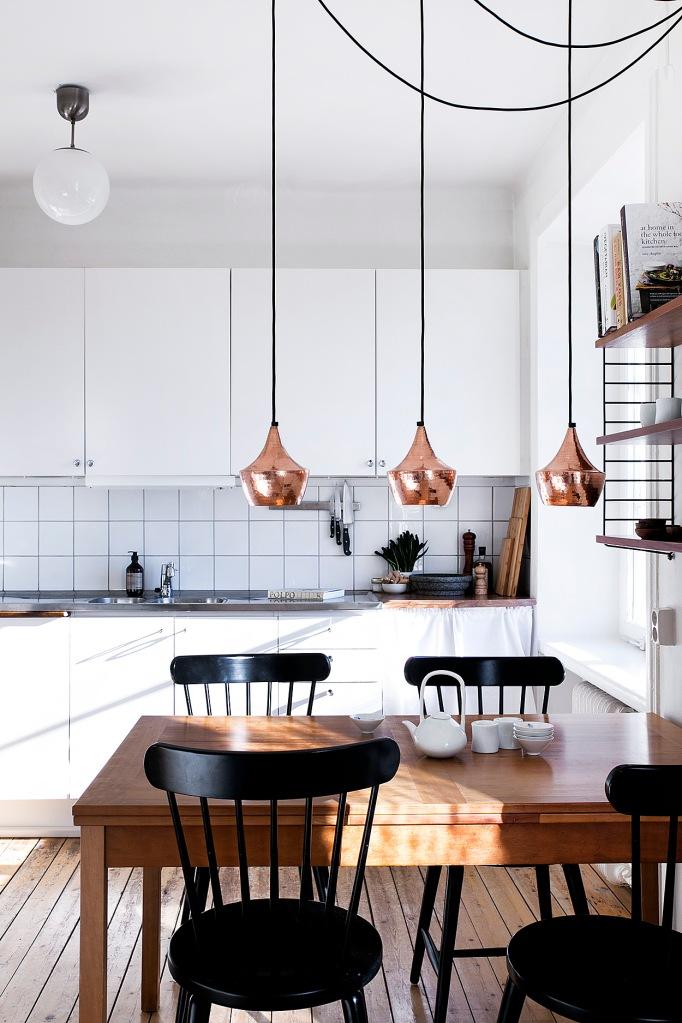 Bohusgatan copper kitchen retor Fantastic Frank