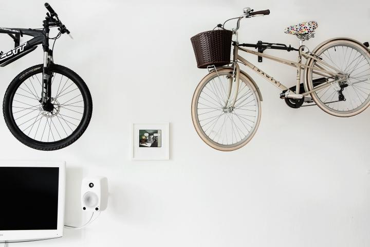 Ringvägen Södermalm bicycles Fantastic Frank